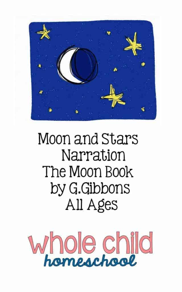 moon stars unit study homeschool