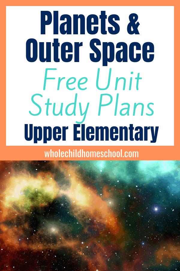galaxy unit study