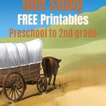 oregon trail homeschool unit study