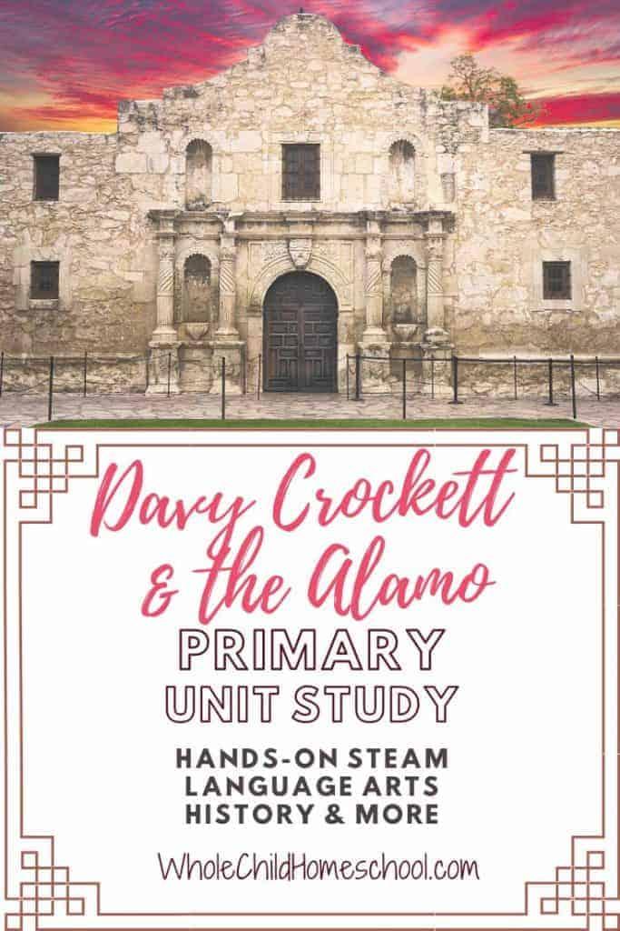 davy crockett alamo