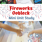 fireworks oobleck pin