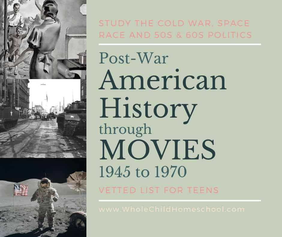 vetted list of history movies