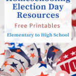 homeschooling election resources