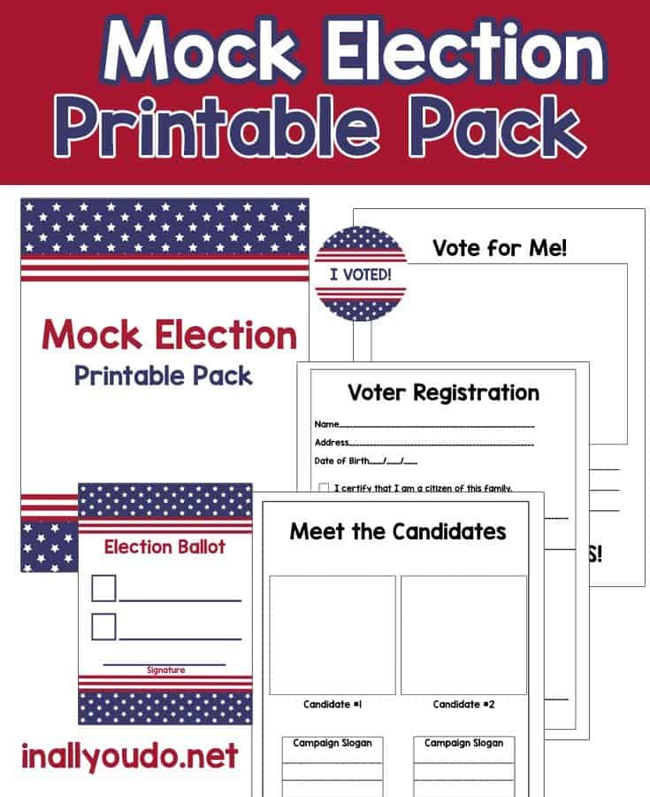 homeschool election resources