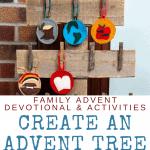 advent tree